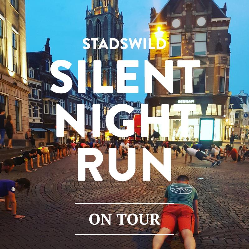 Silent Night Run on tour
