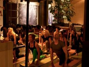 Stadswild Secret Yoga Club