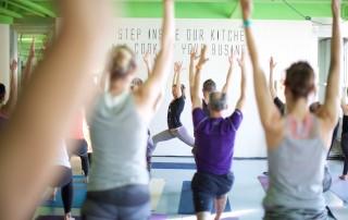 Stadswild Secret Yoga Kitchen