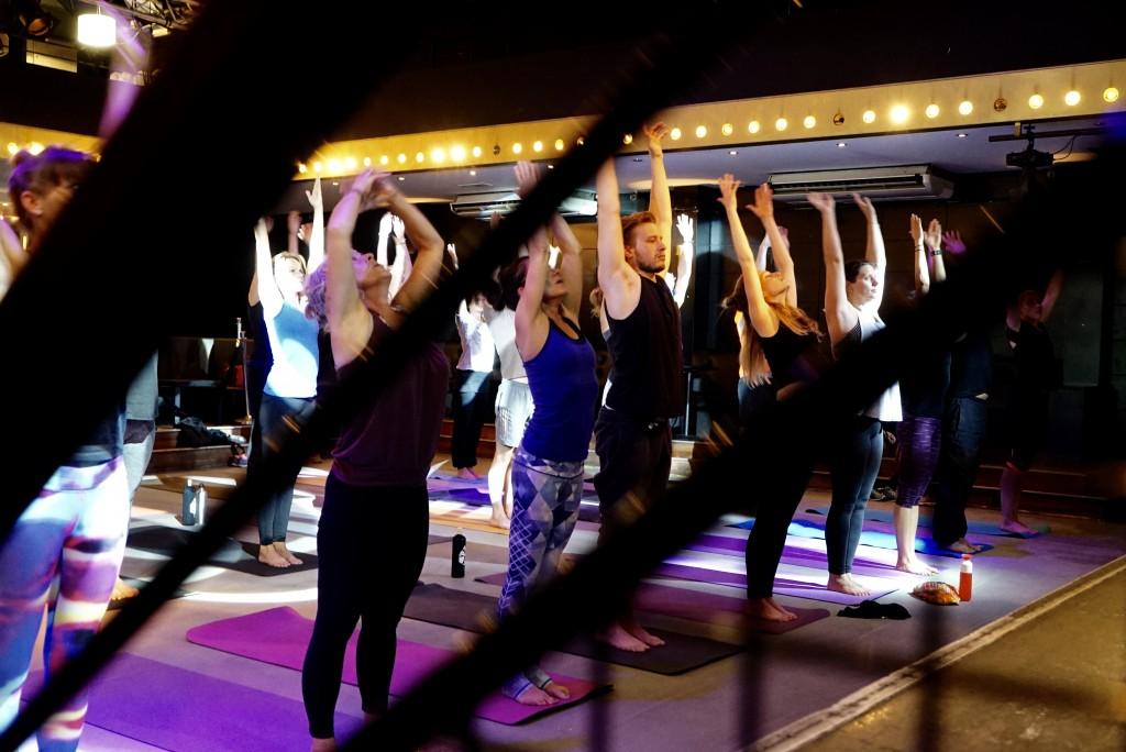 Secret Yoga Club Broga