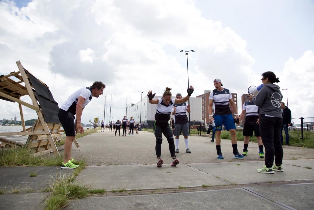 Stadswild Burpee Mile 2016