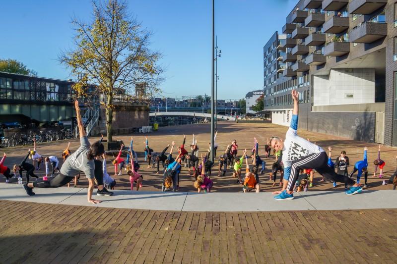 Gym Amsterdam Perry