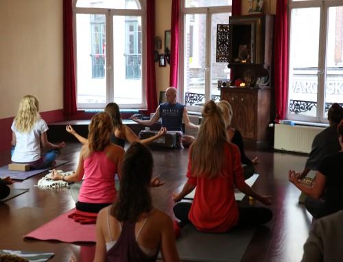 Stadswild Secret Yoga Club – The Festival Edition at Svaha Yoga