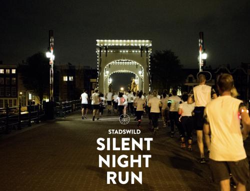 Stadswild Silent Night Run – voor Eberhard